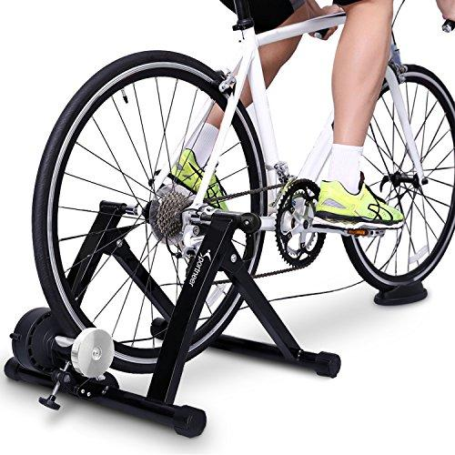 Indoor Bike Trainer Steel Stand