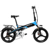 Image of LANKELEISI 48V/10.4Ah 400W Electric Mountain Bike G660