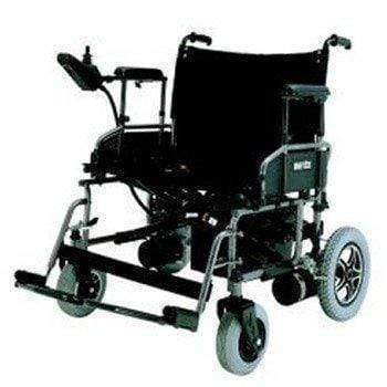 Merits Health 12V/50Ah 400W Heavy Duty Electric Wheelchair P183