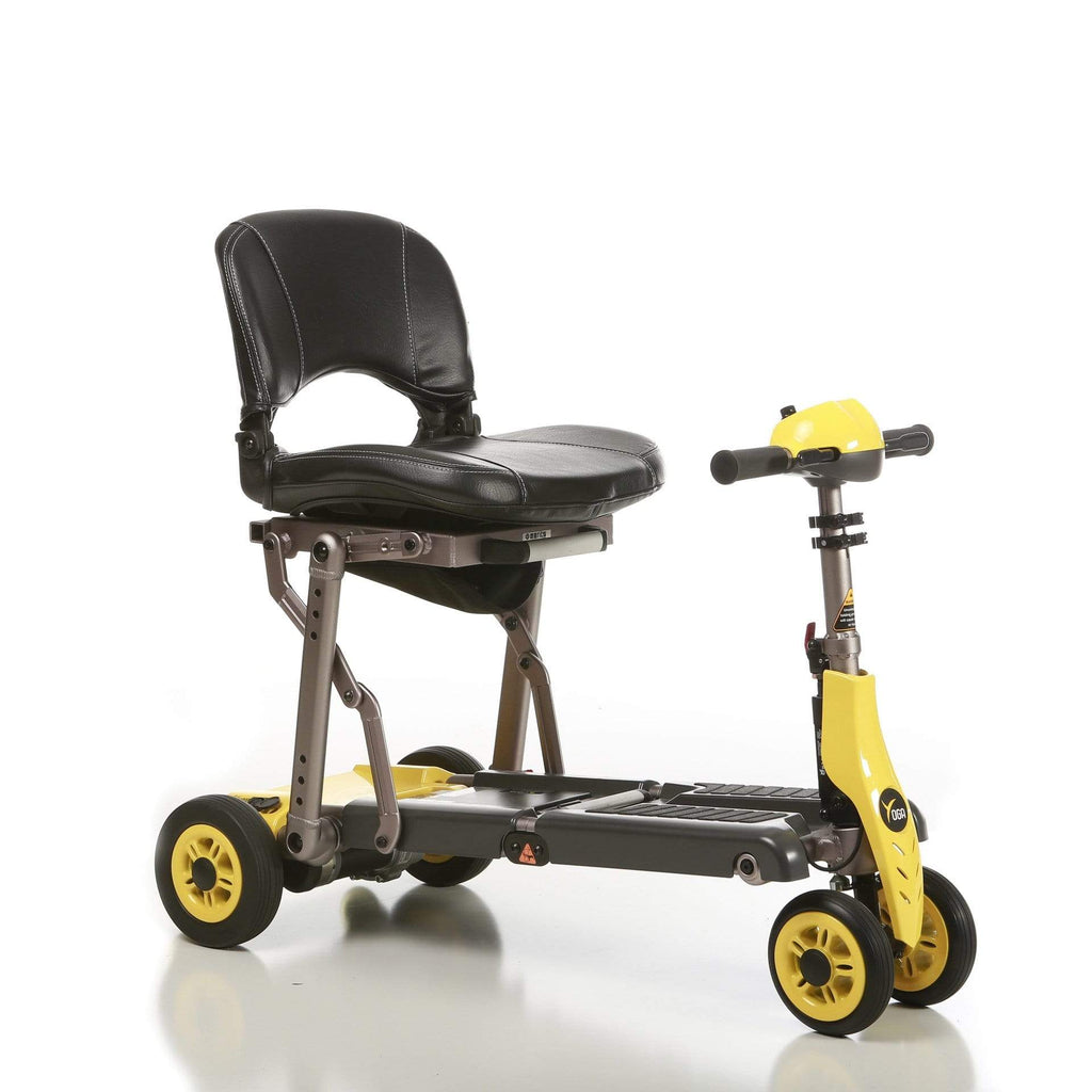 Merits Health Yoga Four Wheel Mobility Scooter S542