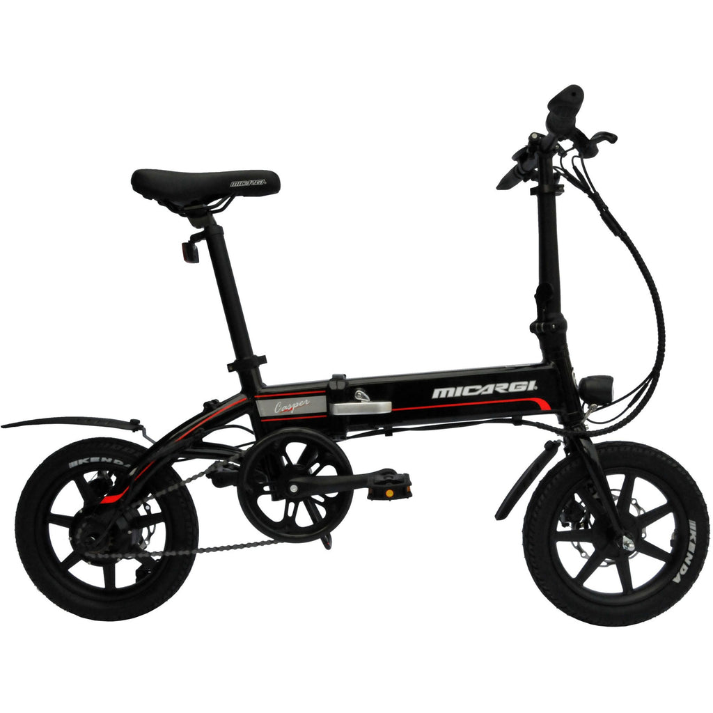 Micargi Casper 36V 250W Folding Electric Bike CASPER