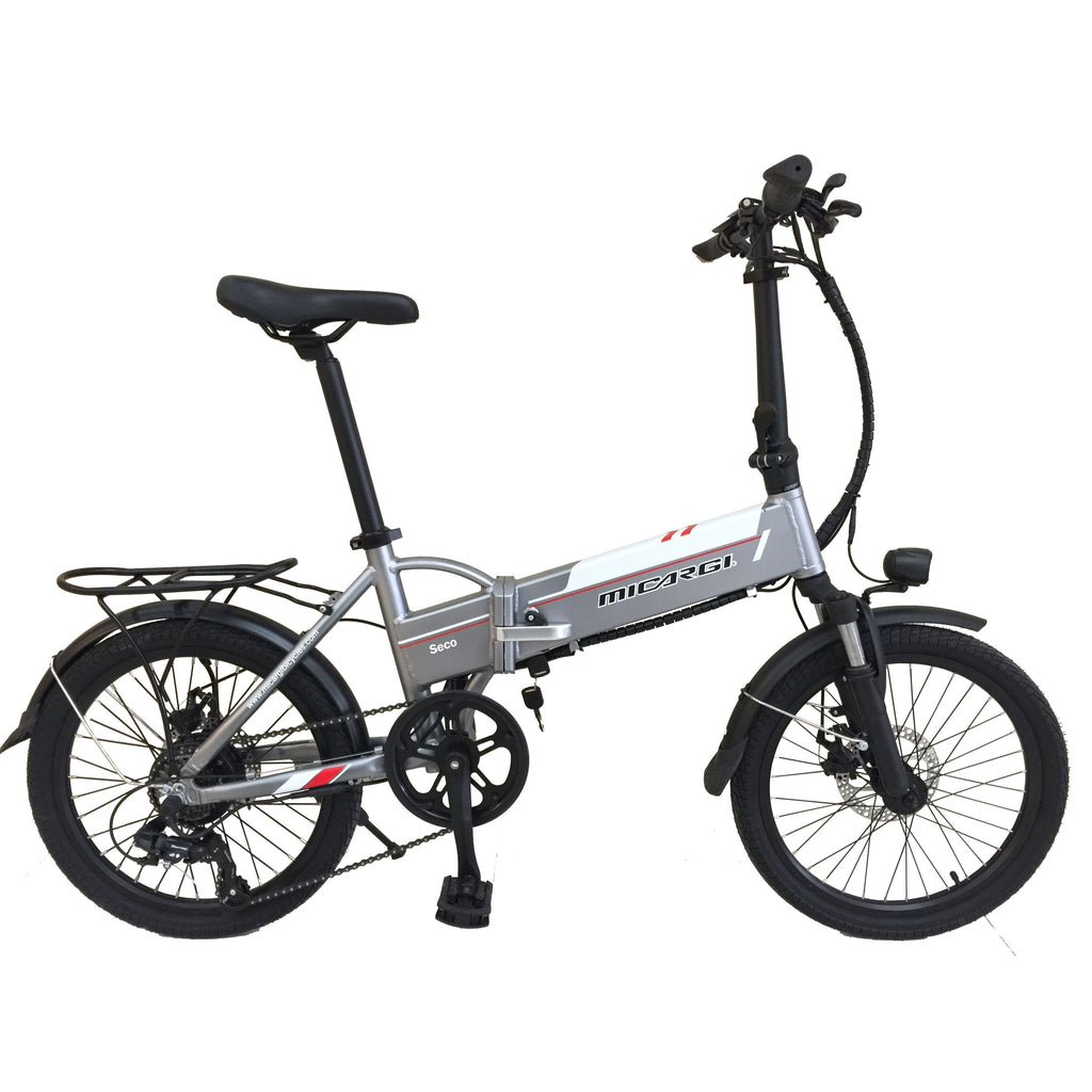 Micargi Seco 36V 250W Folding Electric Bike MCRG-SECO