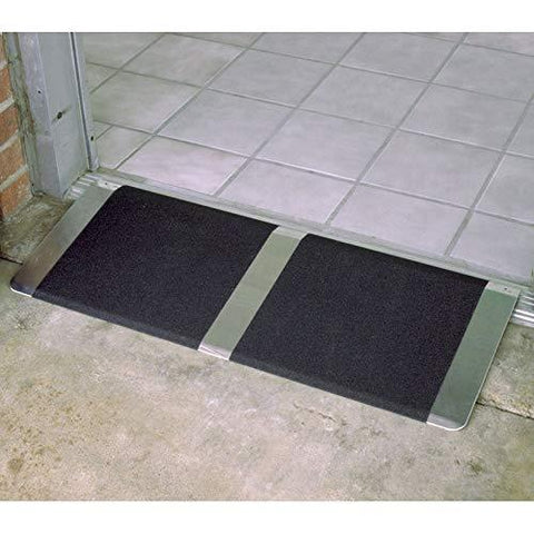"Mobility Scooter Threshold Ramp 10"" x 32"""