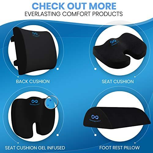 Mobility Scooter/Wheelchair Gel Infused Seat Cushion