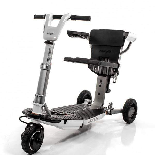 Moving Life - ATTO Folding Portable Mobility Scooter