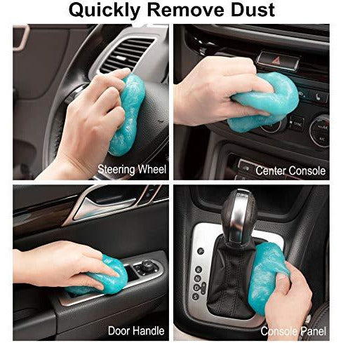 Multipurpose Cleaning Gel for Cars