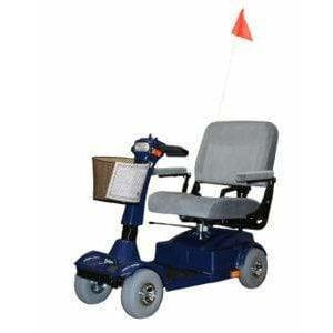 PaceSaver Eclipse Atlas 5 Four Wheel Mobility Scooter 15087