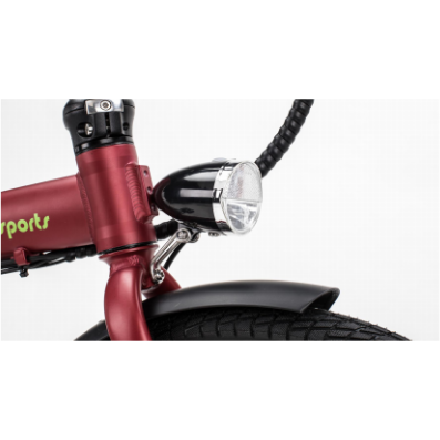 Qualisports Front Lamp for Beluga Bike