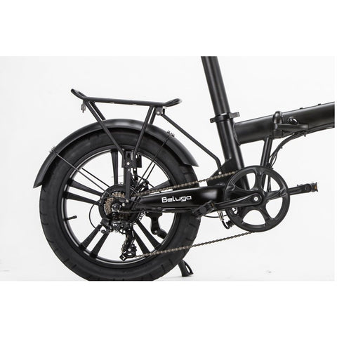 Qualisports Rear Rack for Beluga Bike