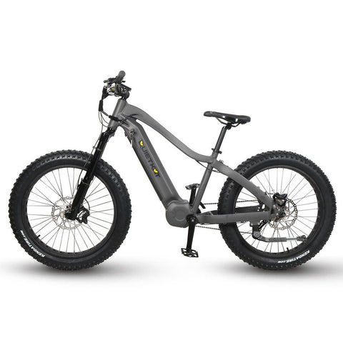 Quietkat 2020 Apex 750W-1500W Fat Tire Electric Hunting Bike 20APX