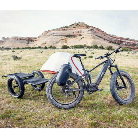 Quietkat 2020 Jeep 48V/14.5Ah 750W Full Suspension Fat Tire Electric Mountain Bike 20JEEP75