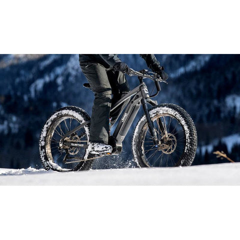 Quietkat 2020 Jeep 750W Full Suspension Electric Hunting Bike 20JEEP75