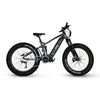 Image of Quietkat 2020 Jeep 750W Full Suspension Electric Mountain Bikes 20JEEP75BLK19