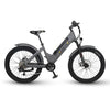 Image of Quietkat 2020 Villager Urban 500W Fat Tire Electric Hunting Bike 20VIL50