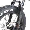 Image of Quietkat 2020 Voyager 750W Fat Tire Electric Hunting Bike 20VOY75