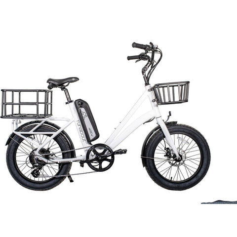 Revi Bikes Rear Basket For Runabout EBikes