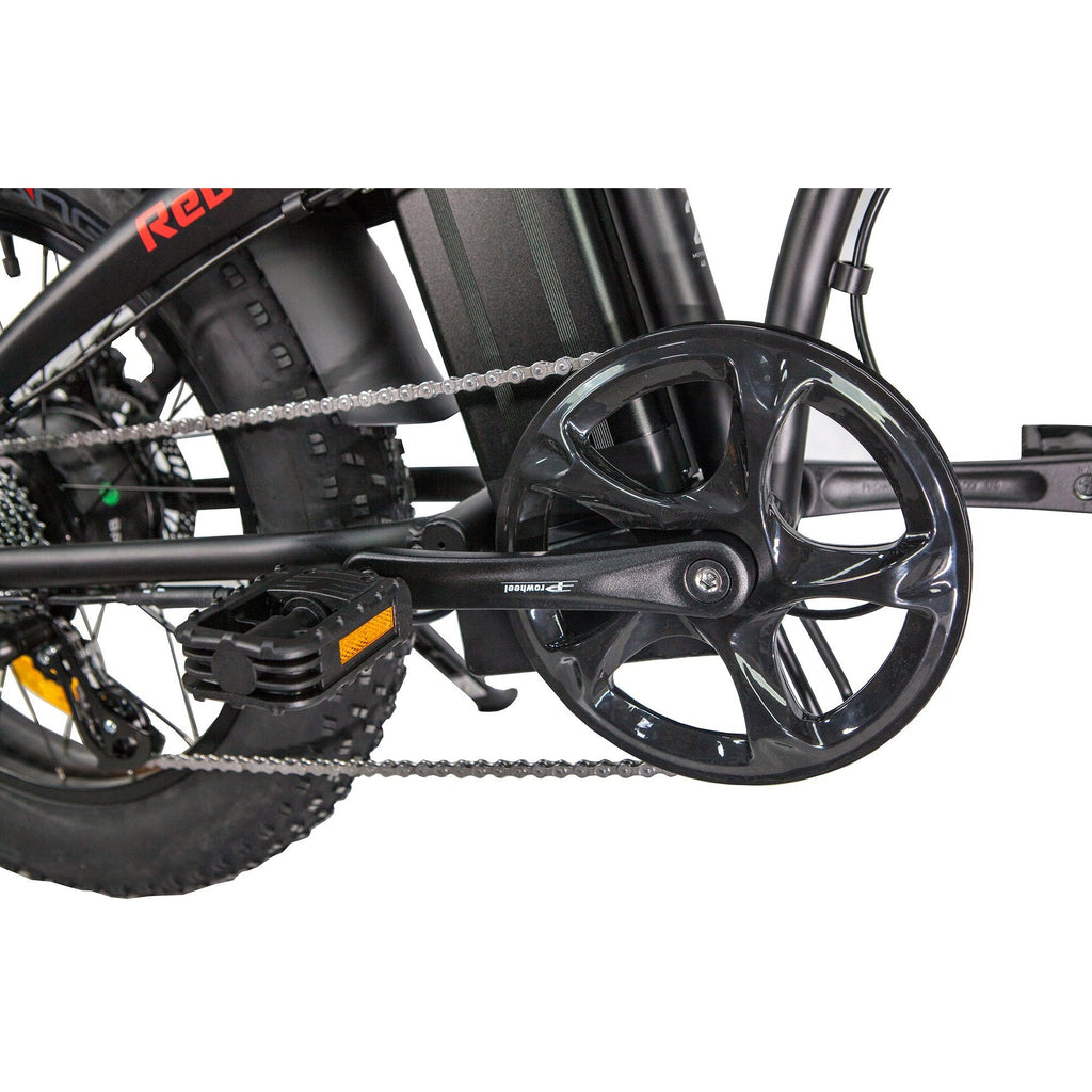 Revi Bikes Rebel 1.0 Fat Tire Folding Electric Bike