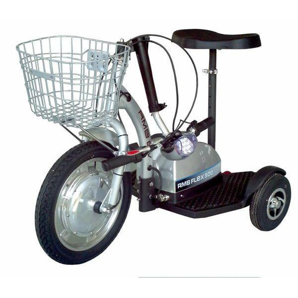 RMB Flex 500 48V 500W Electric Trike RMB-FLEX-500