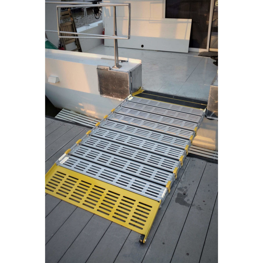 "Roll-A-Ramp Boat 30"" Aluminum Ramp BP30"