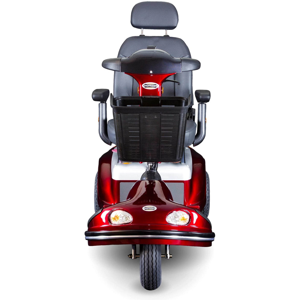 Shoprider Enduro XL3+ Heavy Duty Three Wheel Mobility Scooter 777XLSBN
