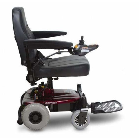 Shoprider Jimmie 12V/12Ah Folding Electric Wheelchair UL8WPBS
