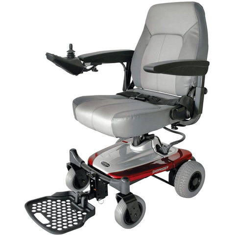 Shoprider Smartie 12V/12Ah Folding Electric Wheelchair UL8W