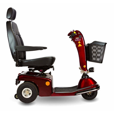 Shoprider Sunrunner 3 Mid-Size Three Wheel Mobility Scooter 888B-3