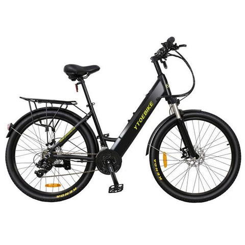 Tiger Mountain Industrial 36V/13.6Ah 350W Electric Commuter Bike D280