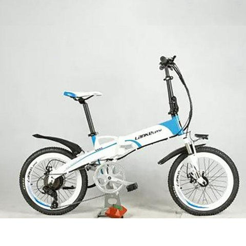 Tiger Mountain Industrial 48V/10.4Ah 400W Electric Mountain Bike G660