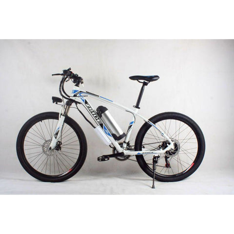 Tiger Mountain Industrial 48V/10A Aluminum Electric Mountain Bike D-1