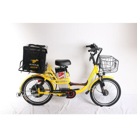 Tiger Mountain Industrial 48V/30Ah 350W Heavy Duty Cargo Electric Bike D20