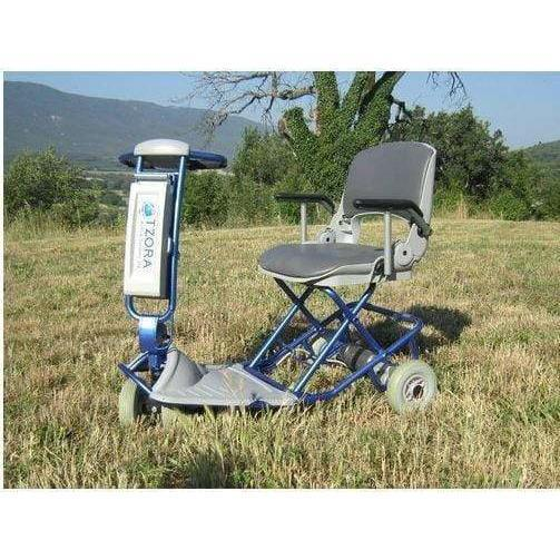 Tzora Lite Folding Four Wheel Mobility Scooter ESUS112