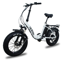 Vtuvia SF20 48V/13Ah 750W Folding Fat Tire Electric Bike