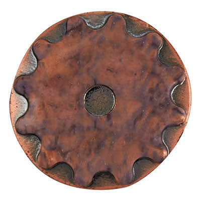 Antique Copper Cog