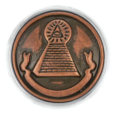 Copper Eye of Providence
