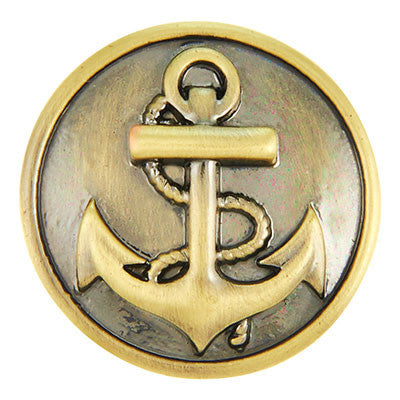 Brass Anchor