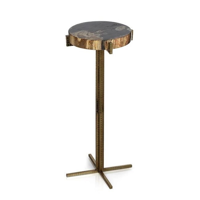 Fortaleza wood cocktail table