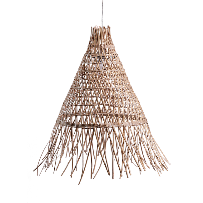 Perivolos Rattan Pendant Light