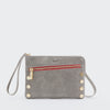 Nash Small Pewter/BG/RedZip