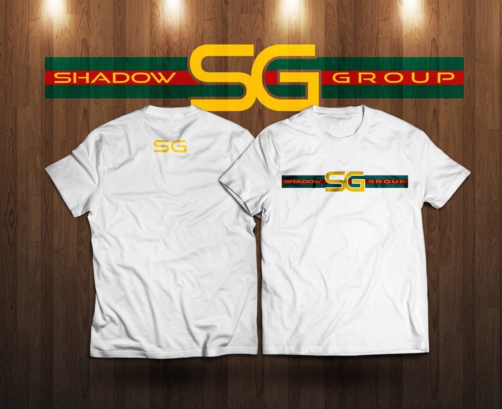 Shadow Group SG Monogram - Black