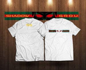 Shadow Group Skull Eyes - White