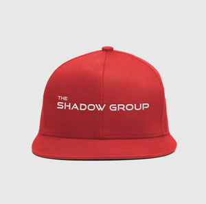 SHADOW GROUP SIGNATURE HATS - Black / White