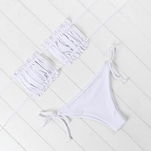Bandeau Micro Bikini (Two Piece Set)