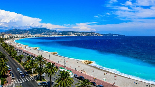 French Riviere - Cote d'Azur