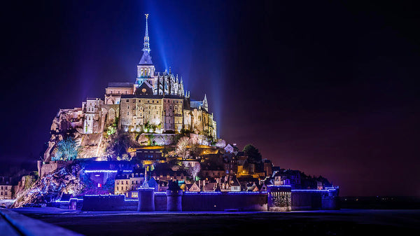 Normandy: Rouen - Mont St-Michel