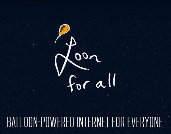 Google Free Internet Project Loon