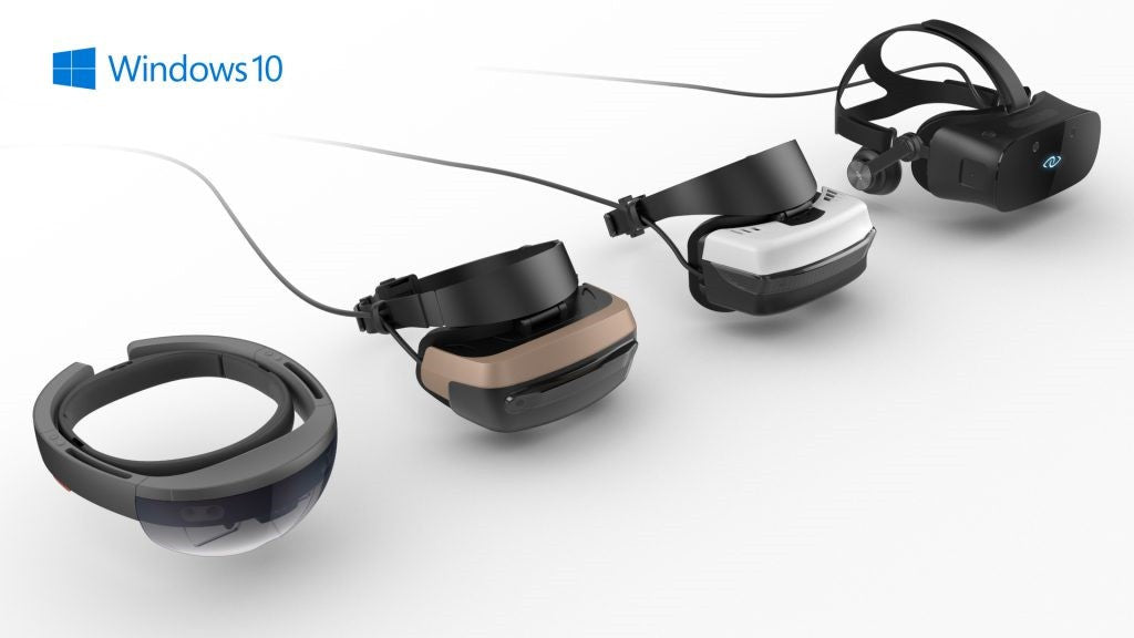 New VR Headsets from Intel and Microsoft
