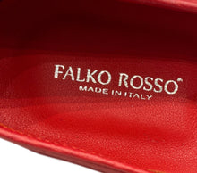 Load image into Gallery viewer, SCARPA UOMO FALKO ROSSO