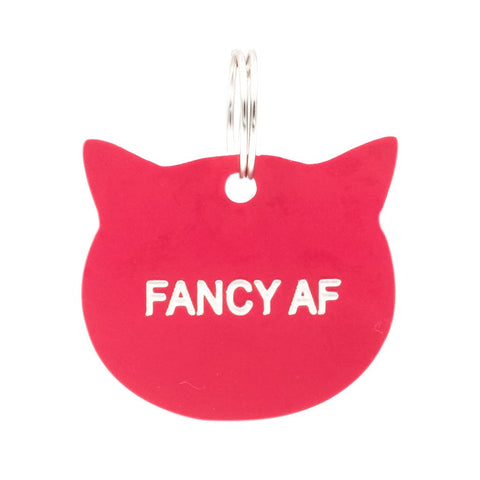 Fancy AF Pet Tag