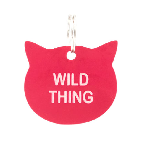Wild Thing Pet Tag